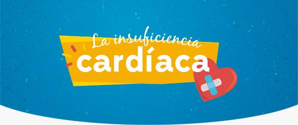 La insuficiencia cardíaca
